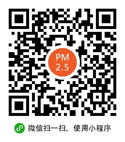 PM2.5空气质量二维码