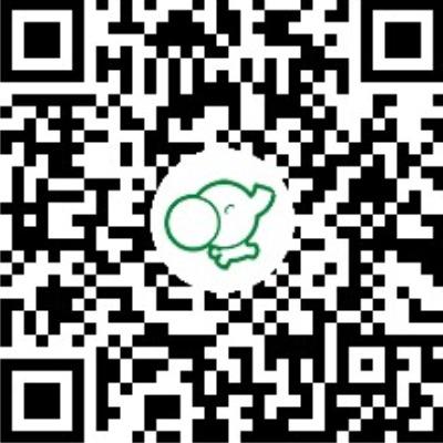 智象汉字日历二维码