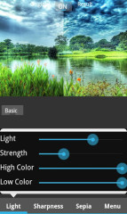 HDR特效:Faux HDR Photo Enhancer Pro