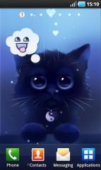 萌猫动态壁纸:Yin The Cat