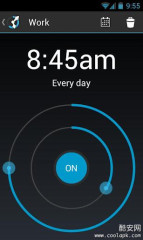 圆盘闹钟:Circle Alarm