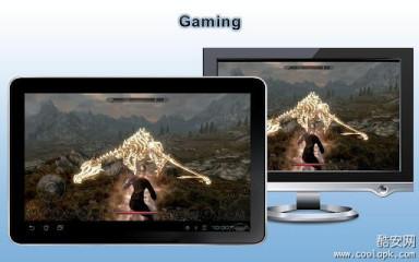 远程游戏控制:Splashtop GamePad THD