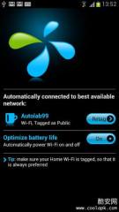 WIFI管理:WeFi-Automatic WiFi