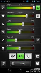 音量调节器:Volume Ace