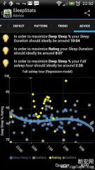 睡眠信息统计:SleepStats