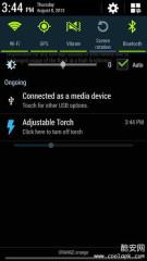 啥亮度你说了算:Adjustable Torch