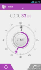 华丽秒表:Hybrid Stopwatch and Timer