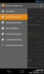 无线电扫描仪:Scanner Radio Pro