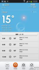 Weather BZ