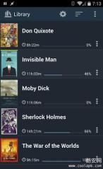 听书播放器:Listen Audiobook Player
