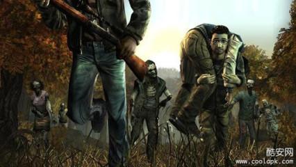 行尸走肉第一季:The Walking Dead: Season One
