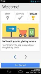 谷歌有偿问卷调查:Google Opinion Rewards
