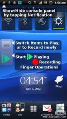 按键录制:FRep - Finger Replayer