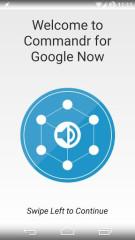 Commandr for Google Now