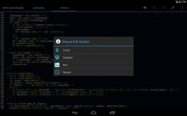 DroidEdit Pro(code editor)