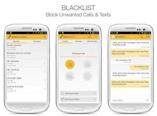 来电短信拦截:BlackList