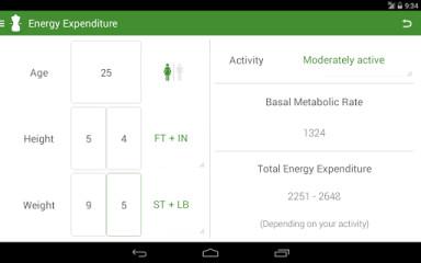 体重指数计算器:BMI Calculator