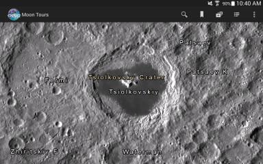 月球之旅:Moon Tours