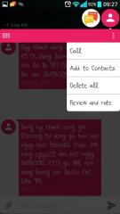 浮动短信:Float SMS