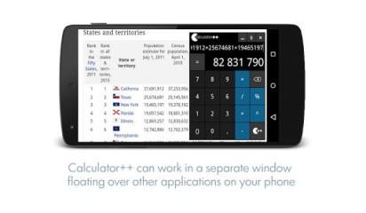 Calculator++计算器