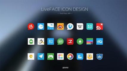 LiveFACE桌面