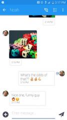 质感短信:Material Messaging