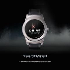 终结者表盘Terminator