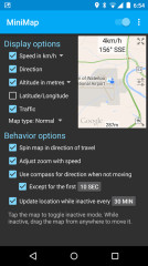 迷你地图MiniMap