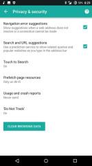 CAF浏览器Browser