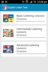 英语听力测试:English Listening Test