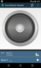 声音种子扬声器:SoundSeeder Speaker