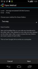 自动同步至Drive:Drive Autosync
