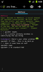 IRC客户端Atomic