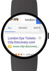 手表浏览器:Wear Internet Browser