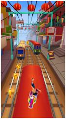 地铁跑酷国际版:Subway Surfers