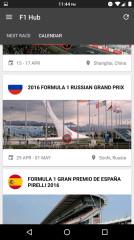F1信息:F1 Hub