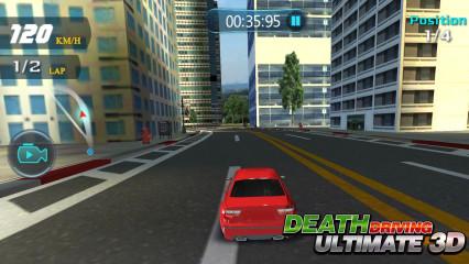 死亡终极驾驶3D:Death Driving Ultimate 3D