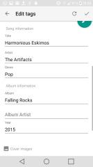 音乐标签设置:AutomaTag
