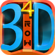 3D四点一线:4 IN A 3D ROW 1