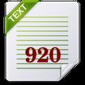 920文本编辑器:9...