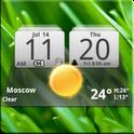 MIUI Digital Weather Clock 4.2.4