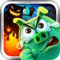 猪猪历险记:Angry Piggy Deluxe