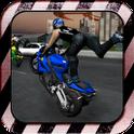 暴力摩托:Race Stunt Fight! Motorcy..