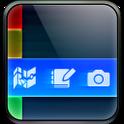 滑出桌面:Flip Launcher1.3.46