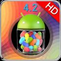 JellyBean 4.2 HD Apex Theme 1