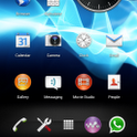 CM10.1 CM9 Sony XPERIA Z theme