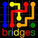 彩球连接之桥:Flow Free: Bridges
