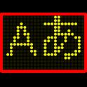 LED滚动显示屏:L...