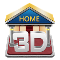 3D主屏:3D Home...