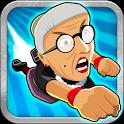 愤怒的老奶奶向前冲:Angry Gran Toss 1.1.2